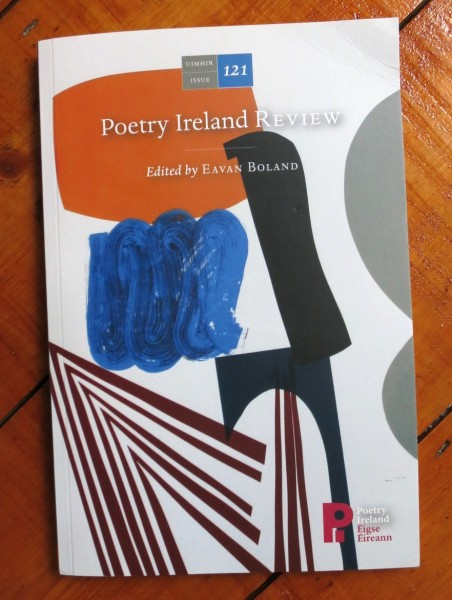 Poetry Ireland cover